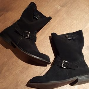 REPORT SLOUCHY BOOTS SZ 8.5
